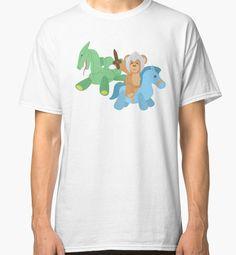 Teddy Bear Knight T-shirt by thekohakudragon #teddy #bear #dragon #knight #dolls