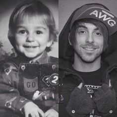 Alex Gaskarth.  Still has that beautiful smile. :D