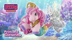 Princess Glitterina has a super glitter rainbow tail Mermaids, Glitter, Rainbow, Princess, Anime, Art, Rain Bow, Art Background, Rainbows