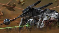 LAAT/i Republic Gunship