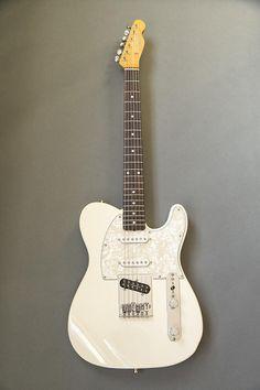 Fender Telecaster Deluxe 1993-94 Olympic White