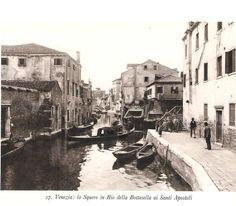 Squero or Boat Repair shop, #Venice