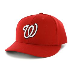 18d9d9d3178 Washington Nationals Bullpen MVP Home 47 Brand Adjustable Hat