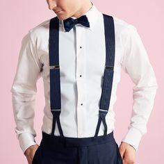 007s favoritseler: Albert Thurston #troelstrup #tux #tuxedo #suspenders #braces #mensfashion #mensstyle #menswear #newyear