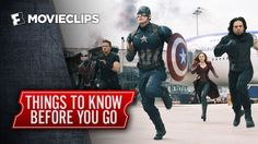 #20160506 #CINEMA #ThingsToKnowBeforeToWTCH The Russo Brothers' Things To Know Before Watching Captain America: Civil War (2016). https://youtu.be/eVqZRrEaAws
