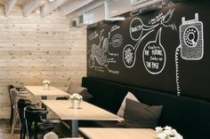 Retail Space Converted Into Fresh Coffee Shop Design in Serbia 27