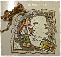 Stitching (real or faux) at Inky Chicks