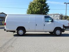 2008 Ford E-250 Extended Cargo Van cargo van for sale under $15000 in Livermore, California CA