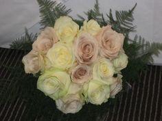 Rose handtied bouquet