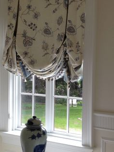 The Enchanted Home: window treatments Window Treatments, Enchanted Home, Curtains, Window Design, Blinds, Window Coverings, Valance Window Treatments, Drapery Styles, Curtains With Blinds