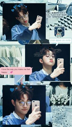 Aesthetic Iphone Wallpaper, Aesthetic Wallpapers, Pentagon Wooseok, Just Video, Guan Lin, Cute White Boys, Kpop Couples, Lai Guanlin, Dream Boy