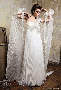 Wedding Gown by Elizabeth Barboza