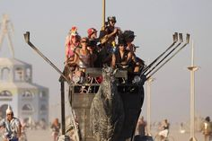 Gone To Nevada-The Art of Fire-Burning Man 2016 Pack and Go-Burning Man Is This…