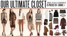Shopbop Fall Lookbook