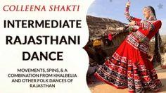 Intermediate Rajasthani Dance