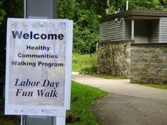 Chelsea's Healthy Communities Walking Program is inviting the public to take part in an upcoming event endorsed by the Governor's Council on Physical Fitness, Health and Sports.    The Labor Day Fun Walk is slated for Sept. 3 at the Gerald E. Eddy Discovery Center, 17030 Bush Road, in the Waterloo Recreation Area. Participants will have their choice of taking part in a 5.3-mile hike or 1.5-mile walk.
