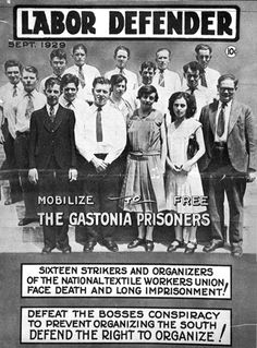 On March 30, 1929, workers at the Loray Mill in Gastonia began a walkout. Two days later, they called a general strike. At the time the five-story building covering more than a half-million square feet and was the world's largest factory under one roof. This Day in North Carolina History | The people and places of the Tar Heel state day by day.