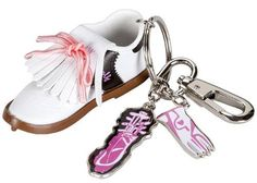 Day 2 of Lori's Golf Shoppe 25 Days of Christmas Giveaways! Today's giveaway is a Sydney Love Golf Keychain. Like or comment on our facebook status each day to get the chance to be our lucky winner! Click away to join! Good luck!