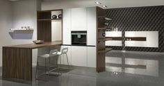 Design Küche von Nobilia / Design kitchen by Nobilia