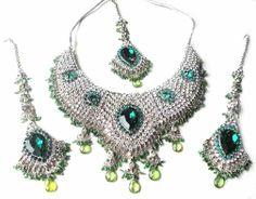 Diamond Bridal Jewelry Set NP-27
