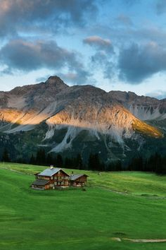 Arosa in Switzerland