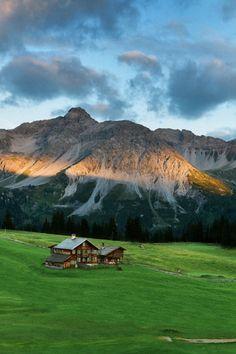 Arosa in Switzerland