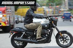 Cycle World reviews the Harley Davidson Street 750