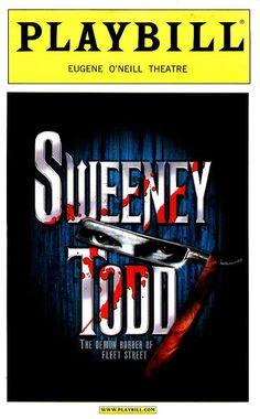 Sweeney Todd on #Broadway ...
