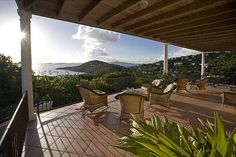 Ristaba Villa - St. John, US Virgin Islands - Vacation Villa Rental #vacationvistas Click for details...