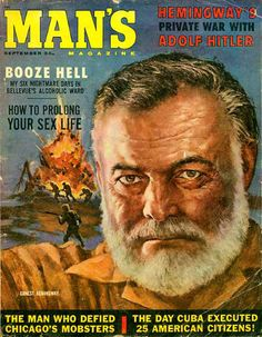 Weasels Ripped My Flesh! Vintage Men's Adventure Magazines