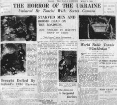 The Soviet famine of 1932–1933 killed many millions in the major grain-producing areas of the Soviet Union. These areas included Ukraine, Northern Caucasus, Volga Region and Kazakhstan, the South Urals, and West Siberia. Holodomor, 'hungry mass-death', is the term used to describe the famine within the borders of the Ukrainian Soviet Socialist Republic and other areas with significant Ukrainian population.