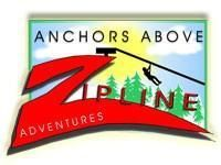 Anchors Above ZipLine - Anchor's Above Zipline Adventures boasts two ziplines. Leaving the parking lot and ticket booth, you will hike to the first platform where trained staff will get you into your safety gear (all provided by AAZA)...