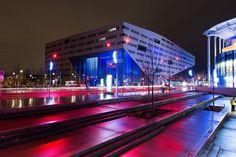 Hôtel de Région Rhône-Alpes - architectes : Christian de Portzamparc - (c) Aurélie Pétrel/SPL Lyon Confluence - 2014