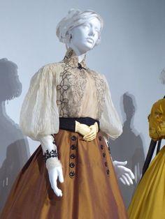 Crimson Peak's gothic romantic film costumes on display... | Hollywood Movie Costumes and Props | Bloglovin'