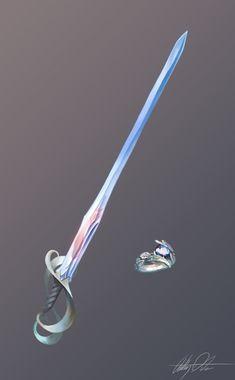 Varios ninjas de las aldeas ocultas del mundo ninja (iwa, kiri, suna,… #fanfic # Fanfic # amreading # books # wattpad Fantasy Character Design, Character Design Inspiration, Character Art, Ninja Weapons, Anime Weapons, Fantasy Sword, Fantasy Art, Fantasy Katana, Pretty Knives
