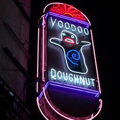 Can't talk about Donuts in Portland without mentioning Voodoo Doughnut!