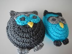 Apple Blossom Dreams: Owls for My Peep