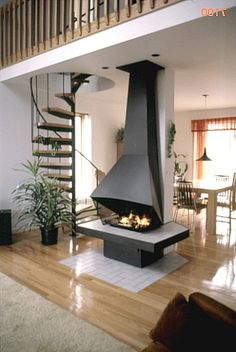 central-wall-mounted-fireplace-modern