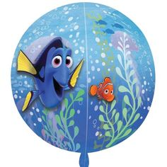 Click and checkout today with your Finding Dory Clear Orbz Balloons G40 by weeabootique! #shop