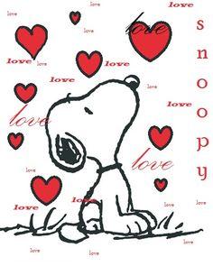 snoopy-love is raining by animeAmy360 on deviantART