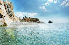 Enjoy the summer! - In Maroneia.-Greece