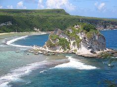 Bird Island, Saipan | Northern Mariana Islands (by klara pigeon)