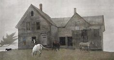 Open House, Andrew Wyeth