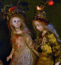Anna Brahms Art Dolls Faeries 2016