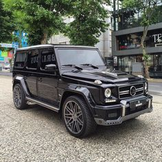 BRABUS G63 Widestar Widebody built by @f355automobiletechnic. (by: brabususa )