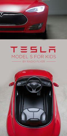 Tesla Model S For Kids: https://www.dealsplus.com/Sports-and-Outdoor-Gear_deals/p_radio-flyer-tesla-model-s-for-kids-pre-order?utm_content=buffer39f1b&utm_medium=social&utm_source=pinterest.com&utm_campaign=buffer
