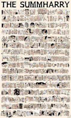 The Summharry Poster