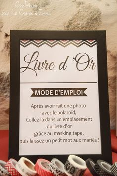 PhotoboothÇa marche aussi avec un photobooth. Livre d'or via Weddings Cost DIY Weddings In Shropshire Picking out a place for your wedding day ceremony can be just as important as deciding on the reception place. How To Look Your Best On Your Wedding D Diy Wedding Reception, Wedding Costs, Wedding Guest Book, Wedding Day, Reception Ideas, Wedding Dress, Diy Wedding Decorations, Wedding Themes, Graduation Decorations