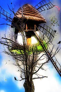 TaxusArt: BAJKA Bird Feeders, Outdoor Decor, Home Decor, Homemade Home Decor, Decoration Home, Teacup Bird Feeders, Interior Decorating
