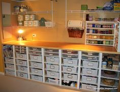 Organizing Challenge Week 3 – Crafting Room | Saving 4 Six